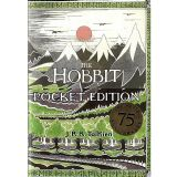 The Hobbit by JRR Tolkien Pocket Edition book (2011)